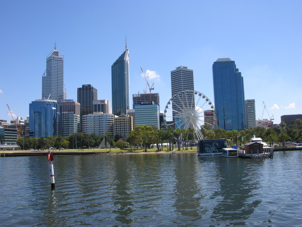 Perth and Fremantle 2009 - photo#47